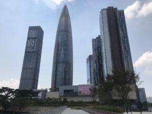 深セン おすすめ 観光地⑥ 【深圳湾万象城】